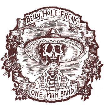 BEV BELLY HOLE FREAK logo